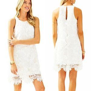Lilly Pulitzer MARLISSA Shift Dress White